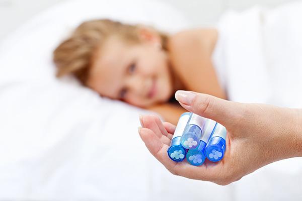 Homéopathie et pédiatrie