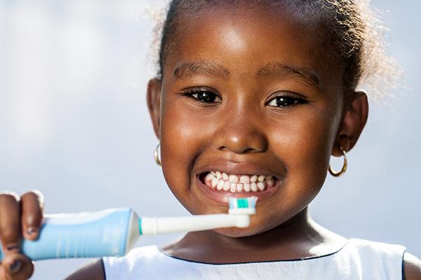 Hygiène bucco-dentaire chez les enfants de 0 à 15 ans