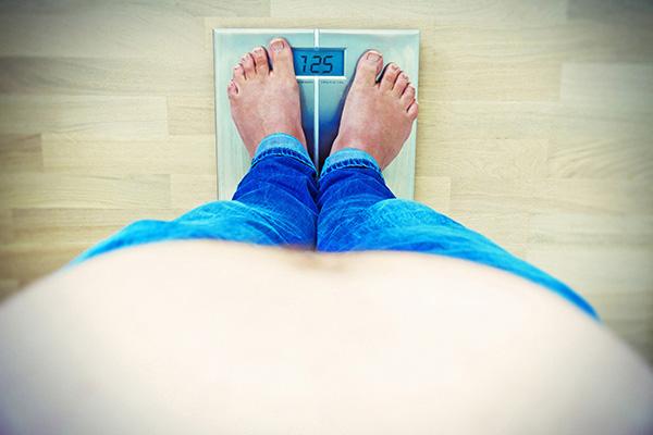 Illustration Obésité de l'adulte